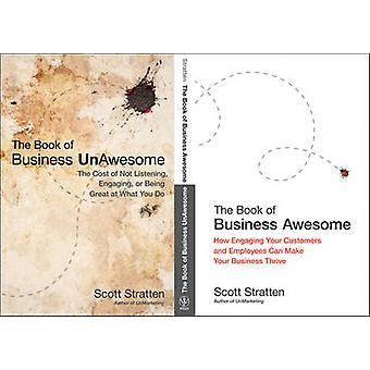 The Book of Business Awesome/The Book of Business Unawesome by Scott