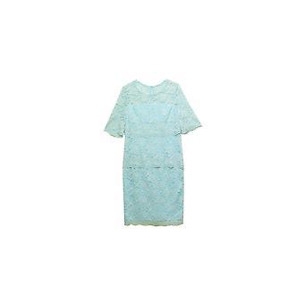 GINA BACCONI Dress 90033 Blue