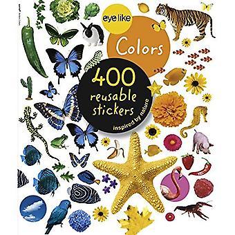 Kleuren (Eye als Stickers)