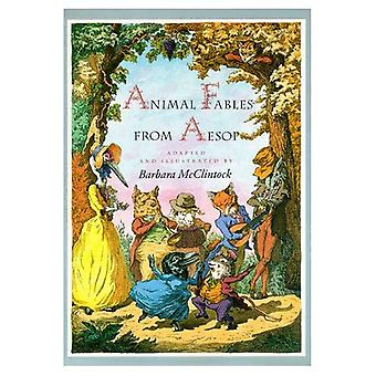 Animal Fables from Aesop