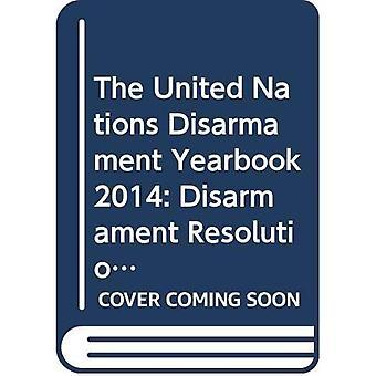 FN: s nedrustnings årsbok 2014, del 1:39