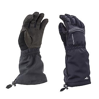 Sealskinz Mens Reflective Extreme Cold Glove