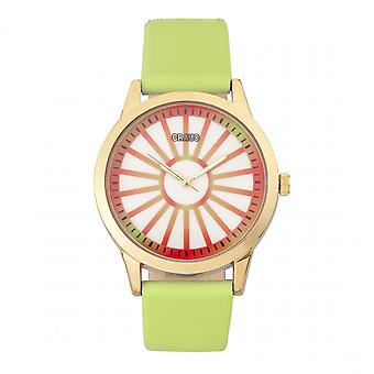 Crayo Electric Unisex Watch - Light Green