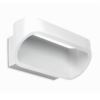 Oval pieni seinä kevyt valkoinen - LED-C4 05-0070-14-14