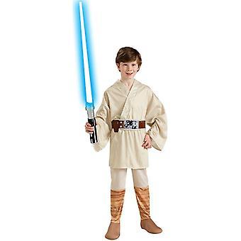 Luke Skywalker Star Wars barn kostume