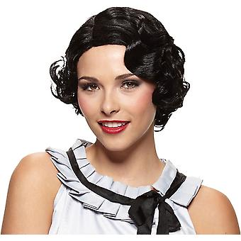 Black Wig For Gatsby Girl