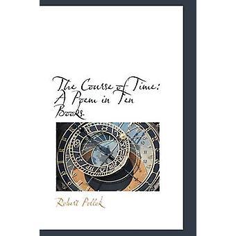 Il corso del tempo un poema in dieci libri di Pollok & Robert
