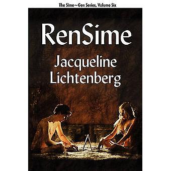 Rensime Sime Gen boek zes door Lichtenberg & Jacqueline