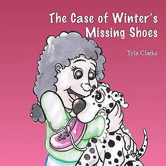 Het geval van Winters schoenen door Clarke & Tyla ontbreekt