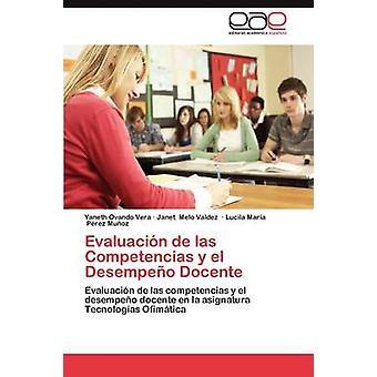 Evaluación de Las Competencias y El Desempeno Docente di Ovando Vera & Yaneth