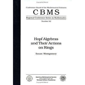 Hopf Algebras and Their Actions on Rings Extended Selected Papers by