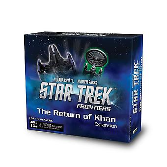 Return of the Khan Expansion Pack - Star Trek Frontiers