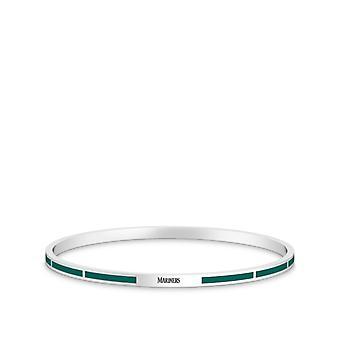 Seattle Mariners armband i Sterling Silver design av BIXLER