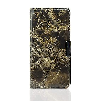 Portefeuille Case Marble - Samsung Galaxy s10