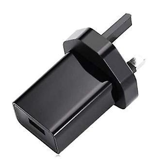 Xiaomi MDY-03-AA USB Oplader til Xiaomi-enheder - Sort (ingen kabel inkluderet)