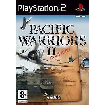 Pacific Warriors II Dogfight (PS2) - Nieuwe fabriek verzegeld