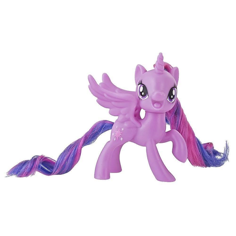 Min lilla ponny Princess Twilight Sparkle Mane Pony figur