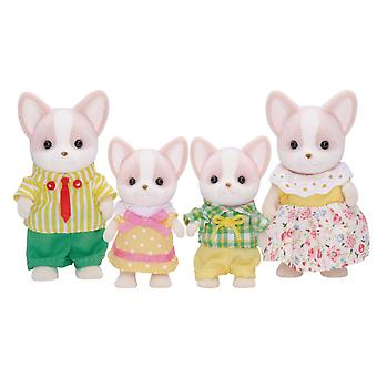 Sylvanian familier Chihuahua familie