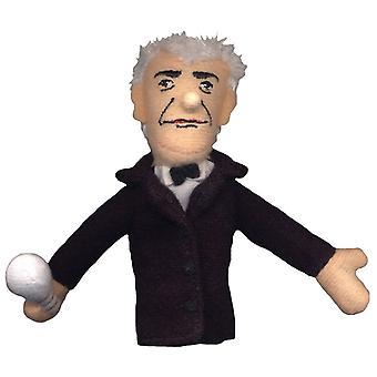 Finger puppet-UPG-Edison zachte pop speelgoed geschenken gelicentieerd nieuwe 0292