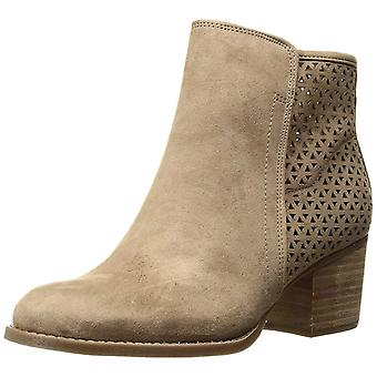 Madden Girl Womens Fayth Fabric Round Toe Ankle Fashion Boots