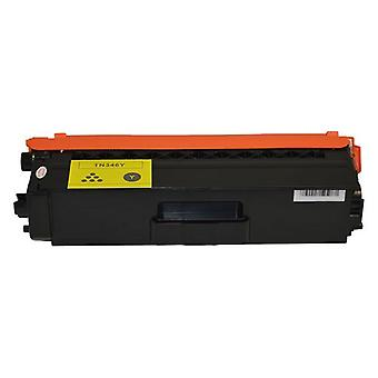 TN-346 Yellow Premium Generic Toner Cartridge