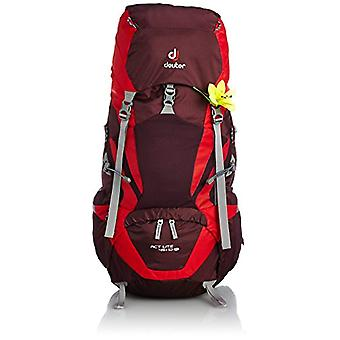 Deuter - Trekking Backpack Act Lite SL - Purple (Aubergine/Fire) - 74 x 28 x 24 cm - 55 Litres