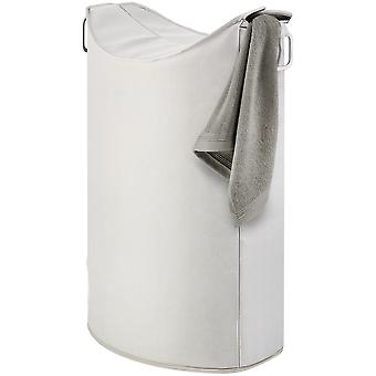 Laundry collector aluminum combined with synthetic fiber, sand