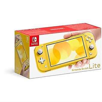 Nintendo Switch Lite Game Console Yellow