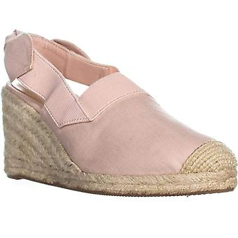 Lauren by Ralph Lauren Womens Helma Fabric Closed Toe Special Occasion Platfo...