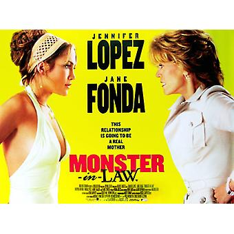Monster In Law (Single Sided Regular) Original Cinema Poster