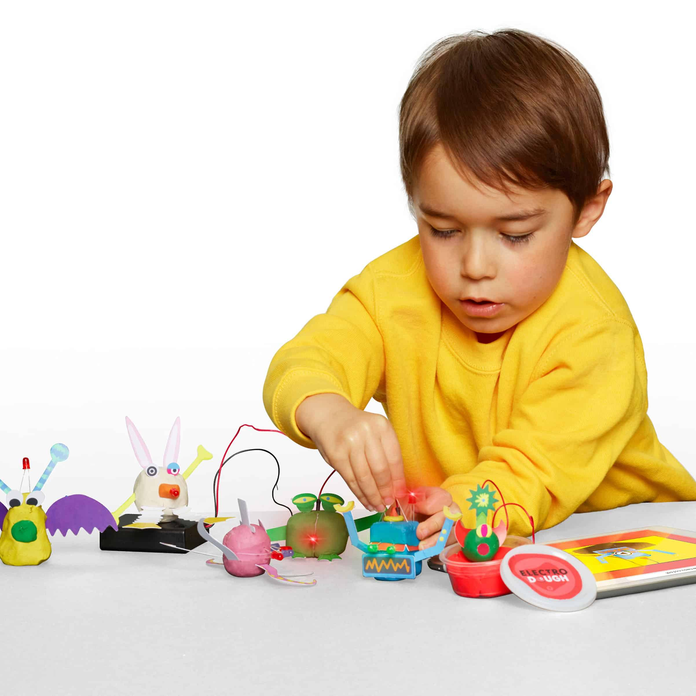 Tech Will Save Us Electro Dough Fantasy Kit | Educational STEAM Toy, Ages 4 and up