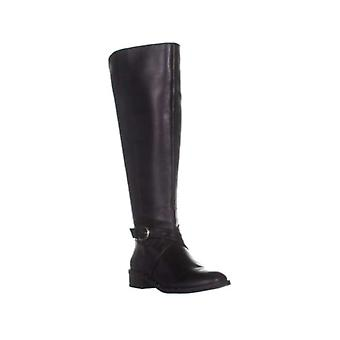 INC International Concepts Womens Fadoral Leather Closed Toe Knee High Riding...