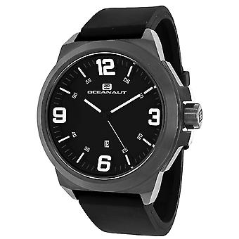 Oceanaut Men-apos;s Armada Black Dial Watch - OC7110