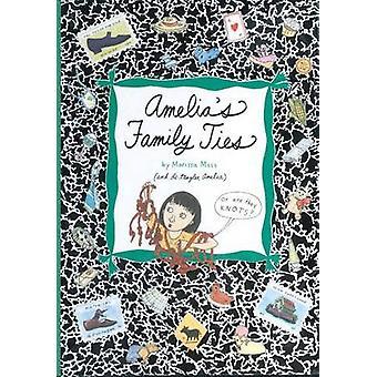Amelia's Family Ties by Marissa Moss - Marissa Moss - 9781481458627 B