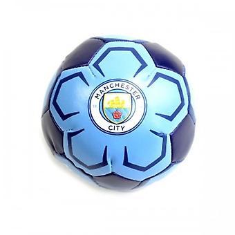 Manchester City FC Mini Soft Ball