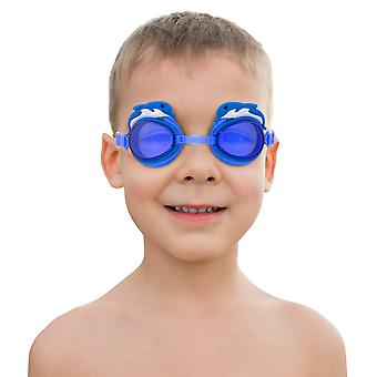 Dolphin Goggles, Blue