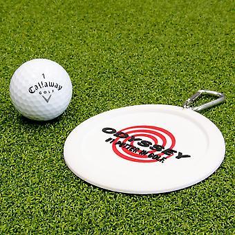 Callaway 2019 Lightweight Durable Hook Golf Putting Green Putt Target