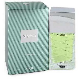 Ajmal Vision di Ajmal Eau De Parfum Spray 3.4 Oz (donne) V728-545335
