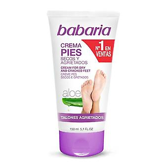 Babaria Cream of Dry and Cracked Feet 150 ml