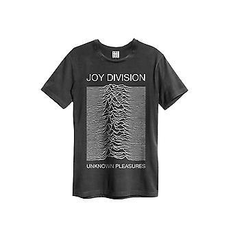 Förstärkt Joy Division Okänd Nöjen T-shirt