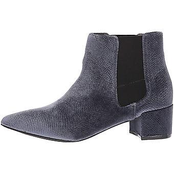 Fergie Women's Sandy Ankle Bootie Blue 8 M US