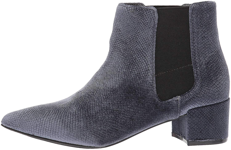 Fergie Kobiety's Sandy Ankle Bootie Blue 8 M US oYrNE