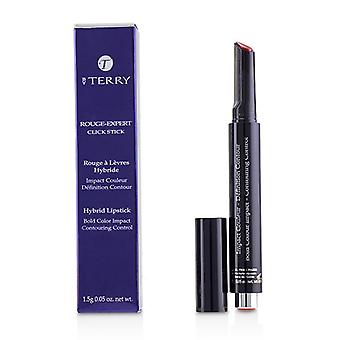 By Terry Rouge Expert Click Stick Hybrid Lipstick - # 17 My Red - 1.5g/0.05oz
