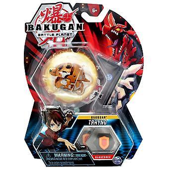 Core Bakugan 1 Pack 2 Inch Figure Trhyno