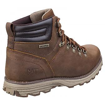 CAT Lifestyle Cat Lifestyle Sire Waterproof Lace Up Boot Brown Sugar