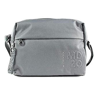 Mandarin Duck Md20 Lux Grey Women's Bag Strap (Gun Metal) 10x21x28.5 cm (W x H x L)