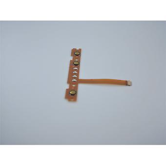 Button membrane for nintendo switch joy-con flex cable replacement  - sl/left | zedlabz