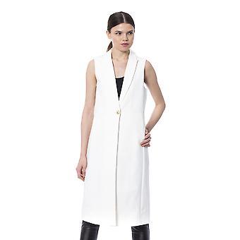 Witte jas Silvian Heach Vrouwen