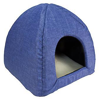 Arquivet Iglu für Hunde und Katzen Model Borrego Azul