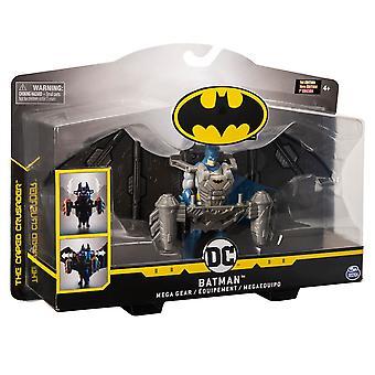 DC Batman 4-Inch Mega Gear Action Figure